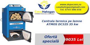 Cazan Atmos 35 kw - Oferta Casa Hategan