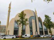 Erdogan a inaugurat cea mai mare moschee din Europa în Germania