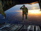 Soldat american din Forțele Speciale