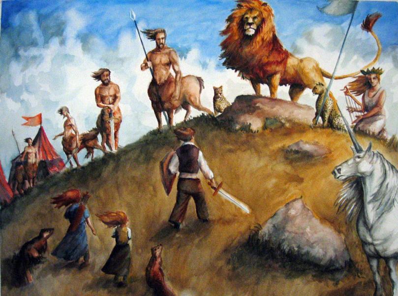 Cronicile din Narnia