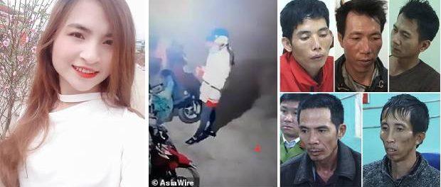 Studentă răpită violată şi strangulată de o bandă formată din cinci bărbaţi