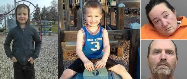 Un cuplu și fiul lor au ucis un copil de șapte ani îngropându-l de viu în zăpadă