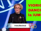 Sosia Vioricăi Dăncilă, parodie virală la iUmor