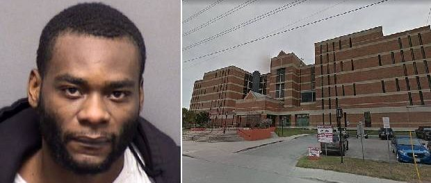 Drevon Perkins a fost încarcerat la închisoarea din Bexare County