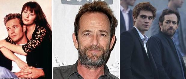 Luke Perry a suferit un accident vascular cerebral masiv