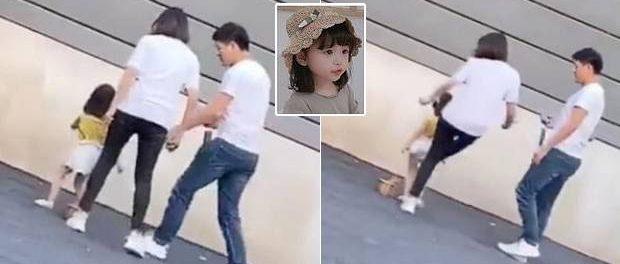 Fetița fotomodel brutalizată de părinți
