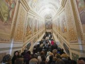 Sfânta Scară a fost redeschisă publicului