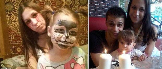 """A murit de """"inimă rea"""" după ce soțul a violat-o și ucis-o pe fiica lor de șase ani"""