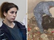 Femeia care și-a ucis trei copii a ajuns în fața instanței
