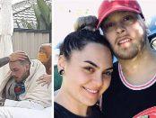 Tânărul care a pierdut bătălia cu cancerul s-a căsătorit cu logodnica sa cu o zi înainte de a muri