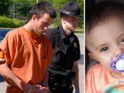 Tatăl care și-a violat și ucis fiica de opt luni riscă închisoare pe viață