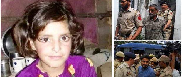 Trei bărbați riscă pedeapsa capitală după ce au violat și ucis o fetiță de opt ani