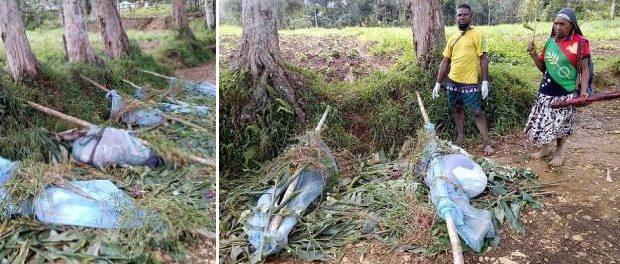 16 persoane au fost ucise într-un masacru sălbatic din Papua Noua Guinee