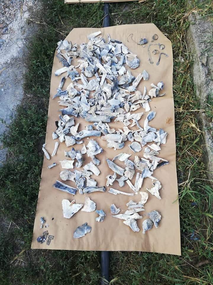 Rămășițe umane găsite la domiciliul criminalului în serie din Caracal