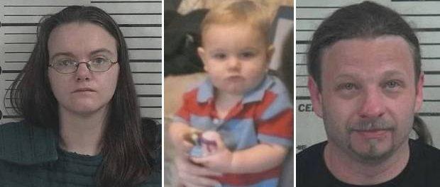 Cuplul criminal care a torturat bebelușul la prima lui aniversare