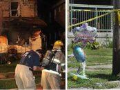 Un pompier și-a pierdut trei copii în incendiul de la o grădiniță din SUA