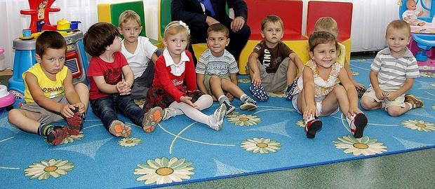 Copii la grădiniță - Foto: © Creative Commons