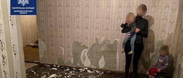 Două surioare din Ucraina au fost salvate dintr-o casă unde erau neglijate de către mama lor
