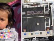 O fetiță de un an dispărută este căutată cu disperare după ce mama a fost găsită moartă în casă
