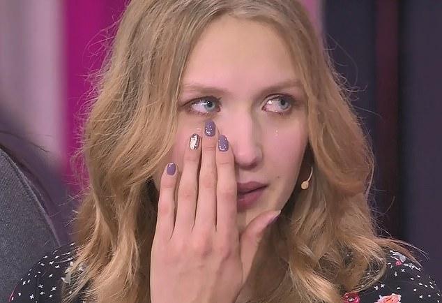 Maria Khvostantseva