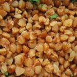 Semințe de hrișcă în star brută