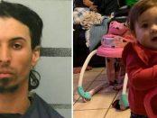A ucis fetița de 10 luni a prietenei sale înghesuind-o într-un rucsac