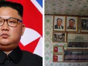 Ar putea face închisoare după ce și-a salvat copiii dintr-un incendiu în locul portretelor liderilor supremi