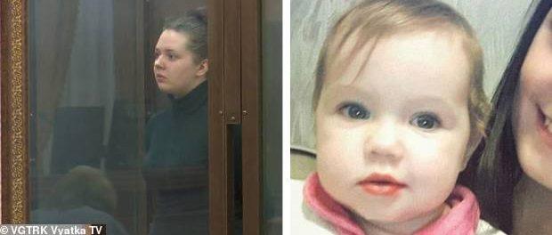 Fetița moartă de foame după ce mama ei a părăsit-o timp de o săptămână