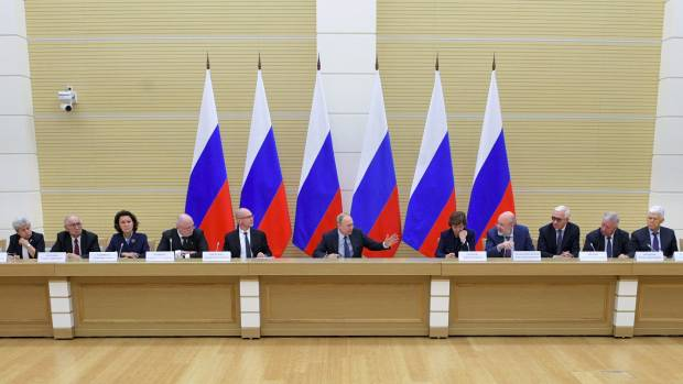 Vladimir Putin vrea modificarea constituției