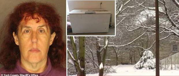 A păstrat cadavrul bunicii într-un congelator timp de 15 ani, pentru a-i încasa pensia