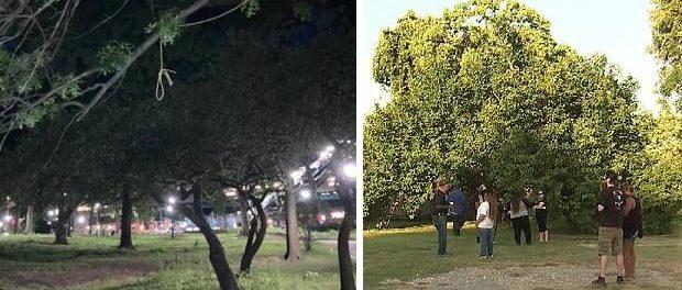 Șase persoane de culoare găsite spânzurate stârnesc suspiciuni de linșaj
