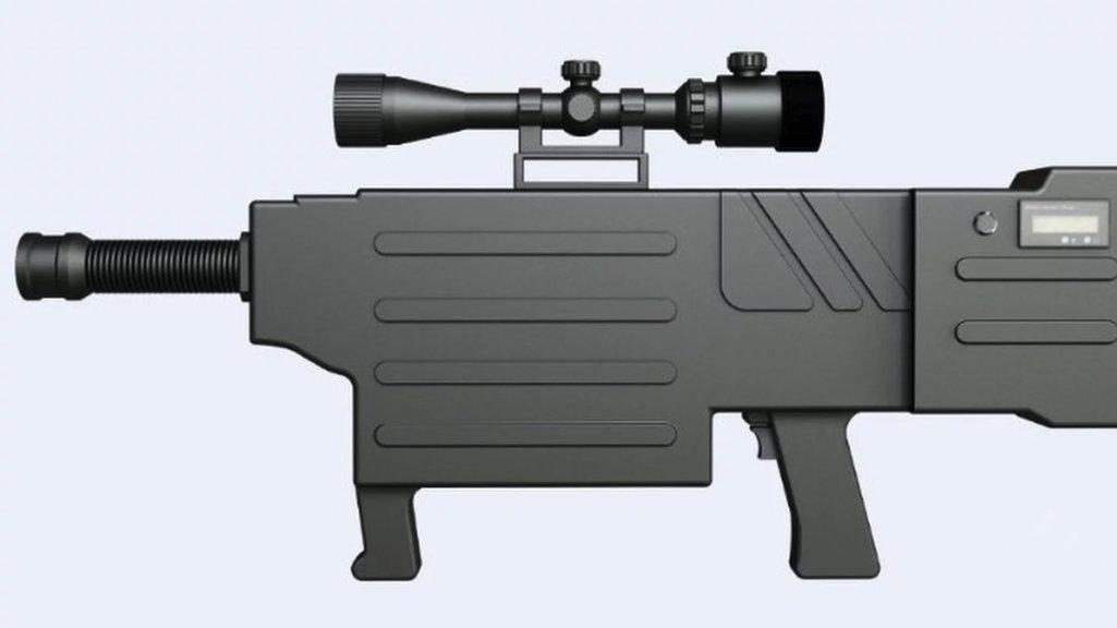 Arma laser zkzm-500 produsă de China catalogată ca fiind fake news