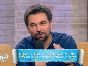 Actorul Andreas Popescu si-a prezentat opinia pe Facebook