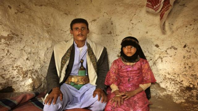 Casatoria dintre o fetita de 11 ani si un barbat de 41ani in Malaezia