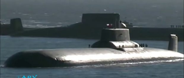 Borei II noul submarin rusesc care va fi echipat cu rachete nucleare hipersonice