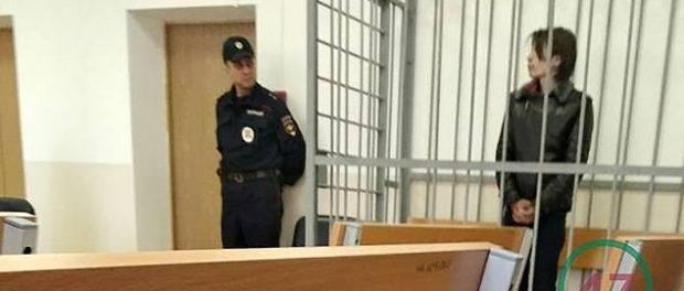 Canibalul pedofil la tribunalul din St. Petersburg