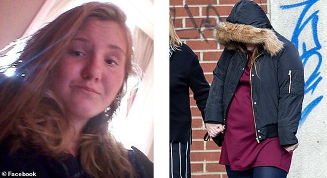 O adolescenta de 18 ani a devenit cea mai tanara pedofila din Marea Britanie