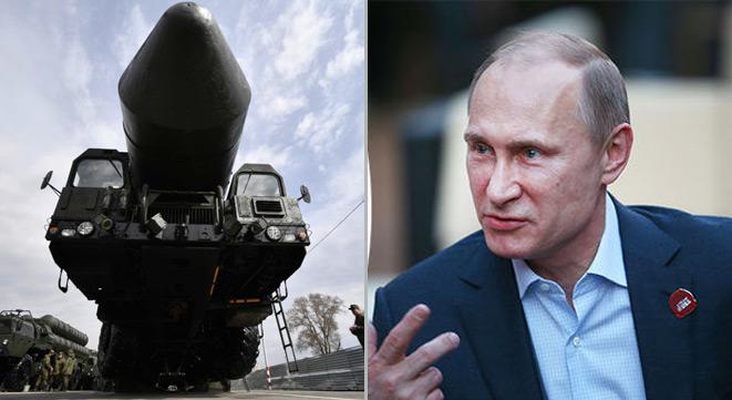 PUTIN a testat CAPACITĂȚILE NUCLEARE ale Rusiei