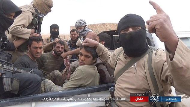 Putin declarat ca ISIS a capturat 700 de ostatici inclusiv europeni si americani