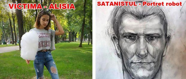 Alisia adolescenta violata si ucisa de un satanist