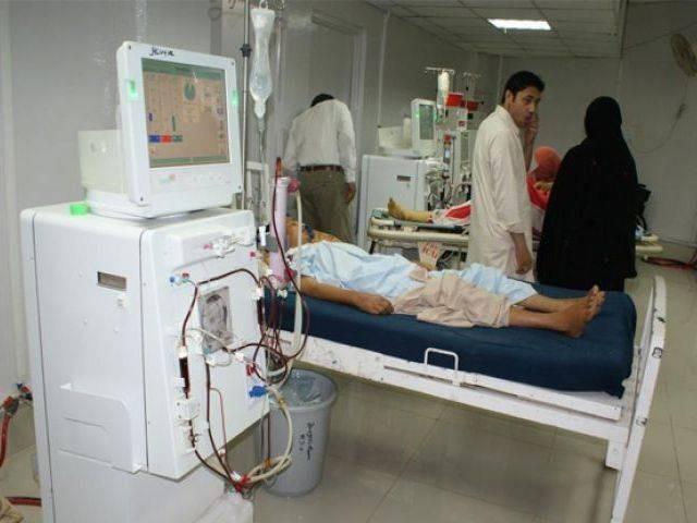 Spitalul din Lahore unde femeia a fost violată