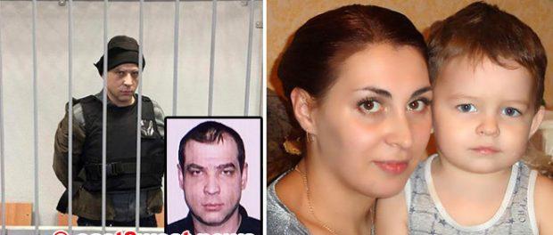 Vitaly Pashchevsky barbatul care a marturisit ca a violat si ucis un baiat de opt ani