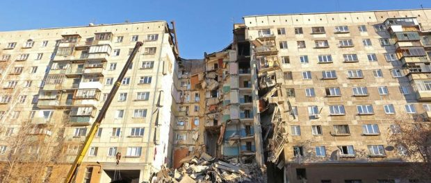 Bloc prăbușit la Magnitogorsk cu cel puțin patru morți și zeci de persoane prinse sub dărâmături