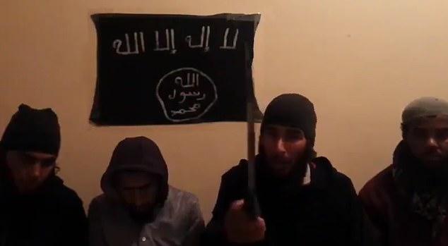 Imagini video cu cei patru suspecti care au asasinat doua turiste scandinave