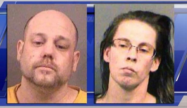 Un cuplu criminal care a ucis și îngropat într-un bloc de beton pe băiatul femeii