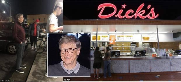 Bill Gates, miliardarul care se comportă normal în viața de zi cu zi