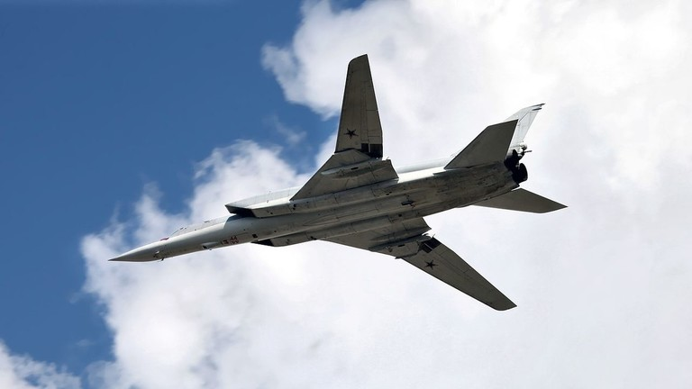 Bombardierul supersonic strategic Tu-22 © Wikipedia