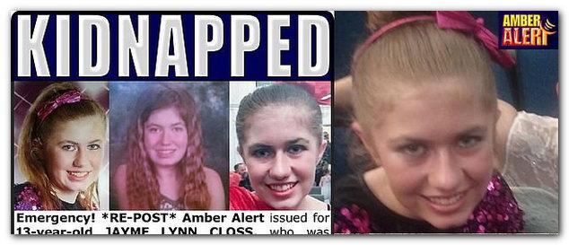 Fetița răpită a cărei părinți au fost uciși a fost găsită în viață