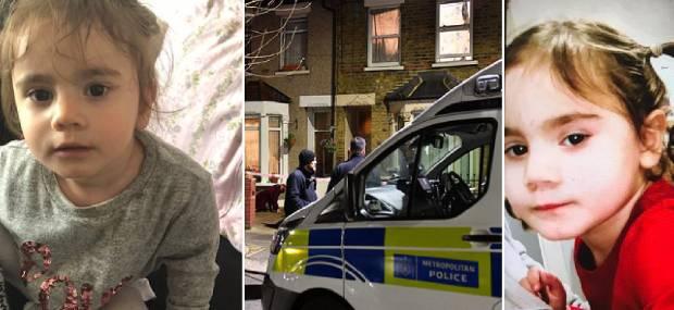 Maria fetița româncă răpită în Londra