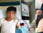 Schilodit pe viață după ce și-a vândut un rinichi pentru un iPhone